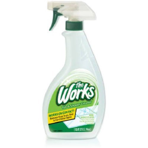 Care Labs Home (HomeCare Labs/ Works 03381WK The Works Tub & Shower Cleaner 32 fl. oz by Home Care Labs)
