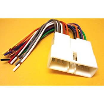 stereo wire harness chevy colorado 04 05 car. Black Bedroom Furniture Sets. Home Design Ideas
