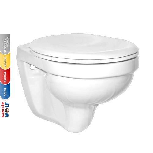 Bekannt Villeroy & Boch wandhängende Toilette Farbe:Pergamon: Amazon.de IJ78