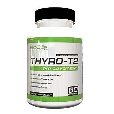 Thyro-T2 Thyroid Hormone Fat Burner
