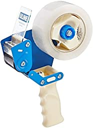 2X Uline H-150 2-Inch Hand-Held Industrial Side Loading Tape Dispenser