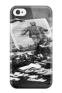 Awesome Case Cover/iphone 4/4s Defender Case Cover(photography Black And White People Photography)