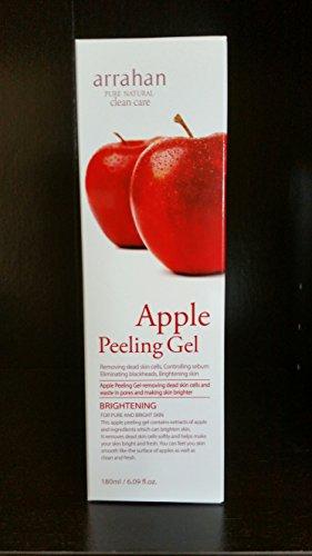 arrahan Apple Whitening Peeling Gel 180ml : Whitening Peeling Gel For Pure and Bright Skin