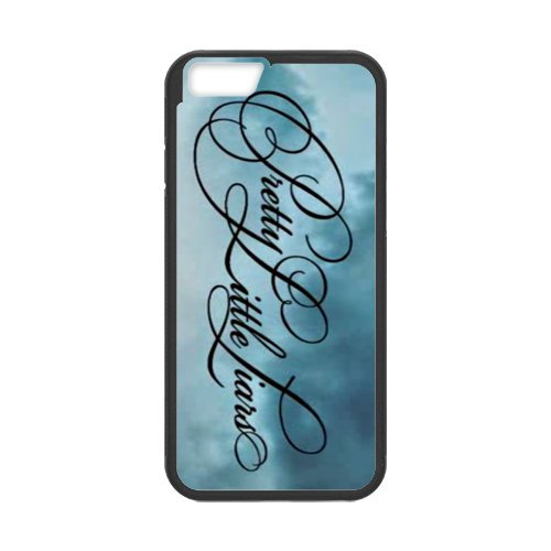 """Fayruz - iPhone 6 Rubber Cases, Pretty Little Liars Hard Phone Cover for iPhone 6 4.7"""" F-i5G77"""