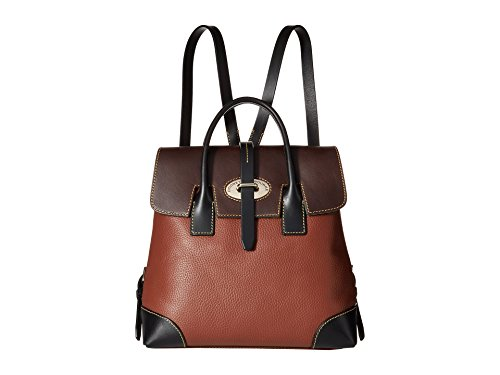 Dooney Bourke Verona Miranda Backpack Amber/T.Moro