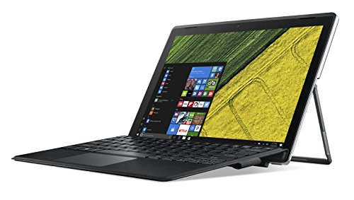 Acer Switch 3, 12.2' Full HD Touch 2-n-1 Laptop/Tablet, Pentium N4200,...