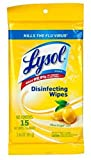 Lysol Disinfecting Wipes, On the Go Travel