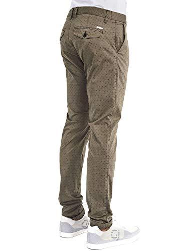 Pantalon Brun Gaudi 911fu25004 Gaudi Man 911fu25004 q4gxvw