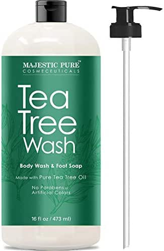 Majestic Pure Tea Tree Wash