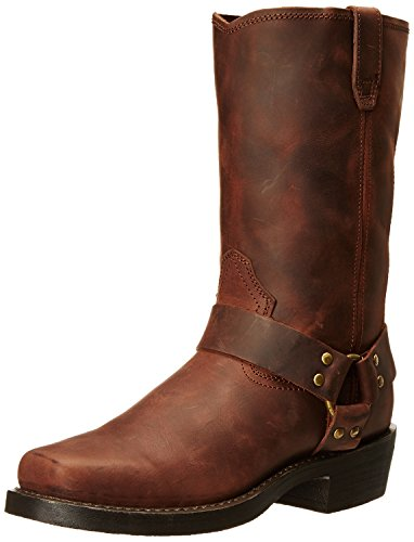 Dingo Mens Dean Boot Brown 8EZG6bGHn