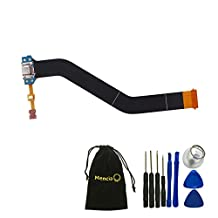 Mencia Charger Dock Charging Flex Cable Replacement For Samsung Galaxy Tab 4 10.1 T530 T531 With Tools