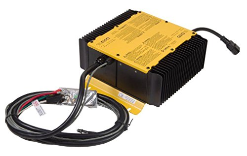 Charger Inlet Board (Delta-Q QuiQ On-Board 48V Battery Charger With Remote LED - 912-4800-D1)