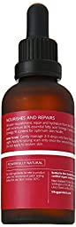 Trilogy Certified Organic Rosehip Oil for Unisex, 1.52 Ounce