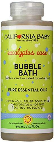 California Baby Eucalyptus Ease Bubble Bath - 13 oz