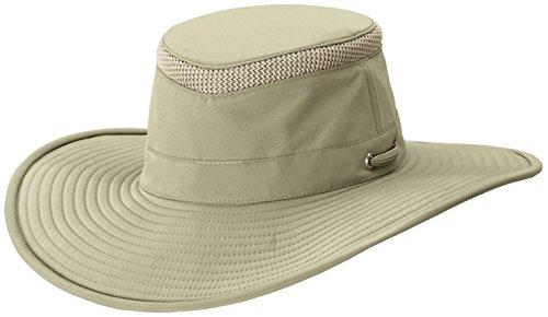 (Tilley LTM2 Airflo Hat Khaki / Olive 7 1/2)