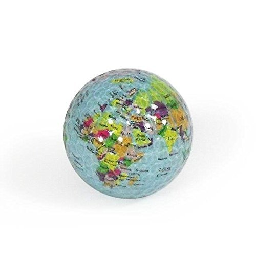 Nitro Novelty Golf Balls Globe Display Tube (3 Pack) [並行輸入品]   B071WHHQV1