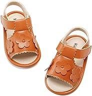 Kiderence Toddler Girl's Sandals Princess Flats Sandals Infant Sneaker (Toddler/Infant)