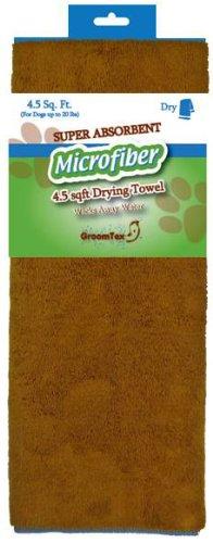 Eurow /& O/'Reilly Corp. GroomTex Pet Microfiber Drying Towel 4.5 SqFt
