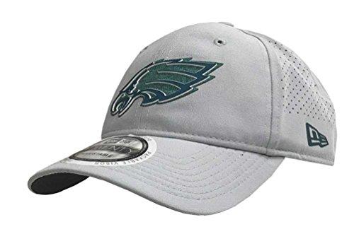 - New Era NFL Philadelphia Eagles Baseball Hat Cap Training 9Twenty Gray 11766511