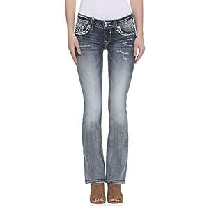 VIGOSS Women's New York Bootcut Jean