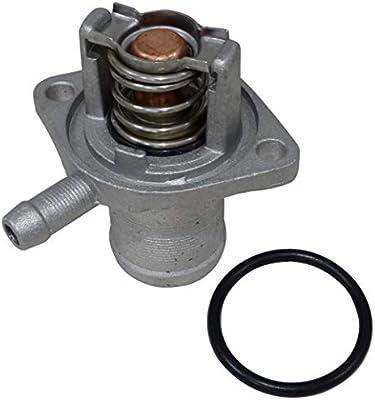 AERZETIX: Caja de salida motor termostato 89°C líquido de ...