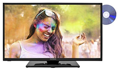 Telefunken XF32A200D 81 cm (32 Zoll) Fernseher (Full HD, Triple Tuner, Smart TV, DVD-Player)