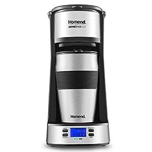 HOMEND 5004COFFEEBREAK Kişisel Filtre Kahve Makinesi