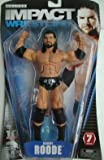 TNA DELUXE IMPACT 7 BOBBY ROODE WRESTLING ACTION FIGURE by Jakks Pacific