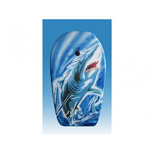 Lively Moments Bodyboard Shark ca. 84 cm Shark Attack