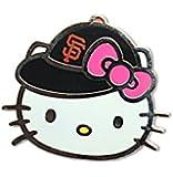 MLB San Francisco Giants Hello Kitty Cap Lapel Pin