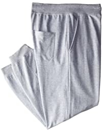 Men's Big-Tall Flatland French Terry Jogger Pants, Heather Grey, 4X- Large