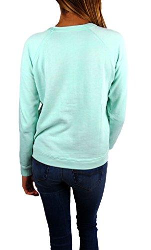 Hello Kitty Juniors Pullover Sweatshirt X-large Mint