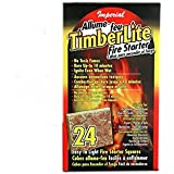 Imperial Manufacturing KK0312 Timberlite Fire Starter, 24 Squares