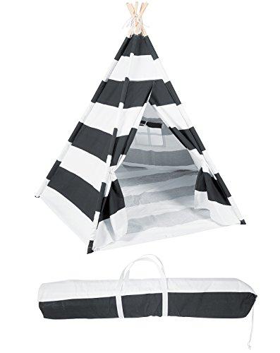 Canvas Teepee Carry Case Grayish Black product image