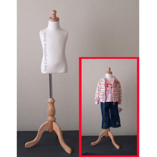 Amazon.com: Kids 3-4 Years Child Jersey Mannequin Dress Form - Boy ...