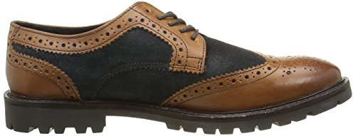 Base London Mens Conflitto Tan / Navy
