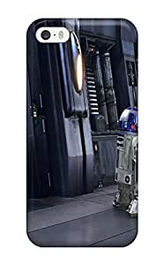 Iphone 5/5s Star Wars Tv Show Entertainment Print High Quality Tpu Gel Frame Case Cover