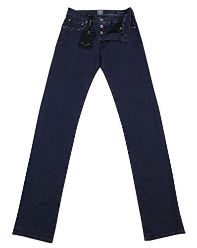 new-cesare-attolini-dark-blue-jeans-slim-32-48