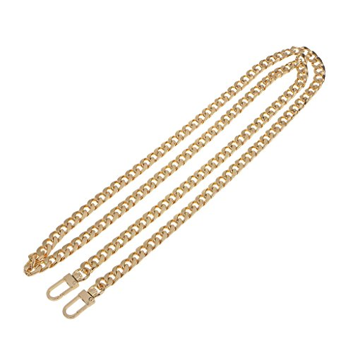 120cm Metal Replacement MagiDeal Gold Gold Bag Chain Bag Shoulder Body Strap Purse Cross Handbag Chain FZwxq1Cwa