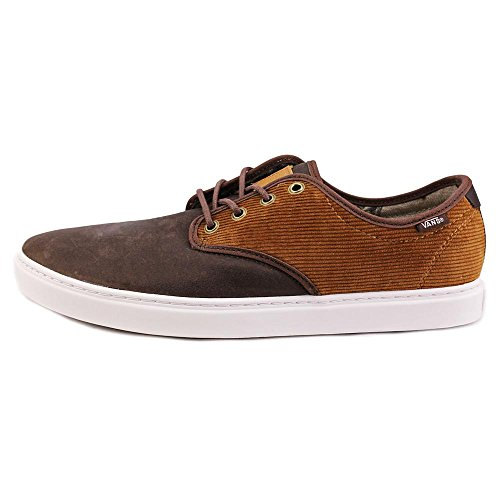 Vans Mens Ludlow Low Top Lace Up Fashion Sneakers Brown pzuMq0