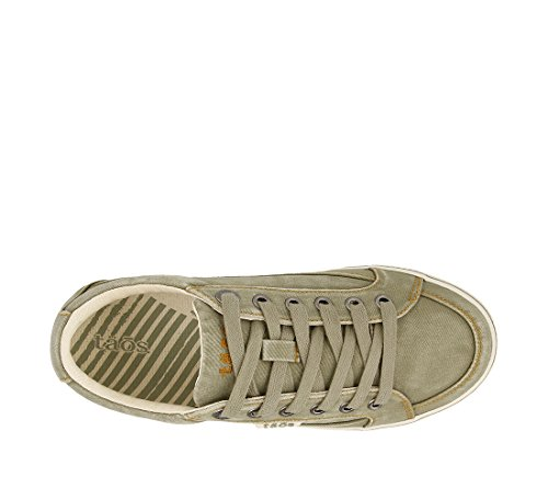 Distressed Footwear Taos Sneaker Star Women's Moc Sage aZ8HqwO