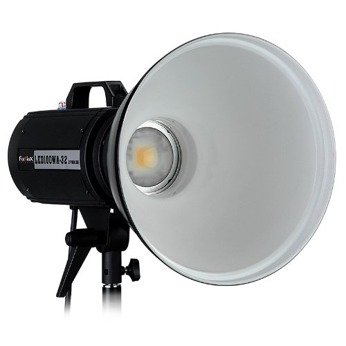 Fotodiox Pro LED100WA-32 Tungsten Studio LED, High-Intensity LED Studio Light for Still and Video - with Dimmable Control, 12V AC Power Adapter, Light Stand bracket, CRI > 85 by Fotodiox (Image #8)