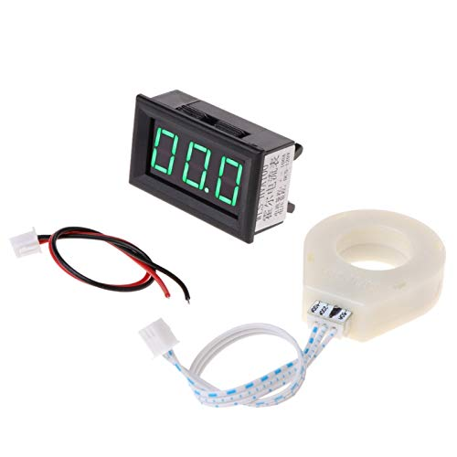 Voltage Meters - Dc 5 120v 100a Digital Voltmeter Current Voltage Amp Meter W Hall Effect Sensor - Voltage Test Meters Voltage Meters Ammeter Hall Current Meter Voltmeter Coil White Power Se