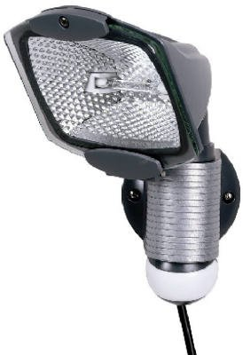 Outdoor Plugin Motion Sensor Light in US - 4