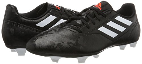 Blanc Conquisto Hommes Solaire Chaussures Adidas Noires noir Ii Pour Rouge Fg Foot De qxxaRXv
