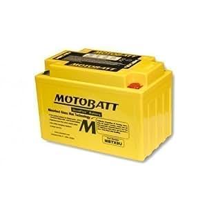 Motobatt Batería MBTX9U El Precio incluye por ley un Depósito