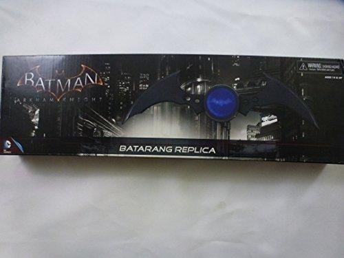 NECA Batman Arkham Knight Prop Replica Batarang(abs -