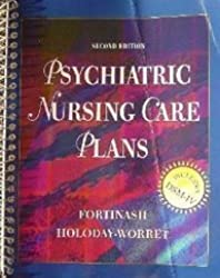 Psychiatric Nursing Care Plans by Katherine M. Fortinash (1995-04-03)