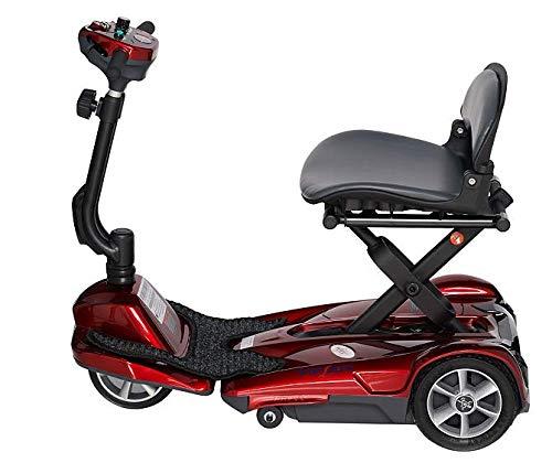 Amazon.com: EV Rider - Patinete plegable de transporte ...