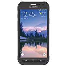 Samsung Galaxy S6 Active- Unlocked- SM-G890A- 32 GB- 4G LTE Android Smartphone- Gray